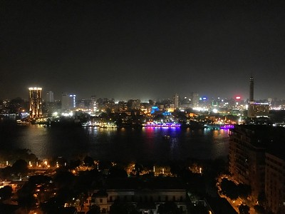 Zamalek by night