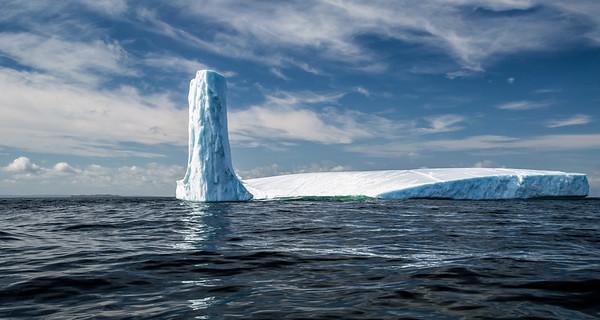 Iceberg, Quirpon Island, Newfoundland