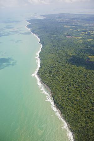 South Burma Aerial