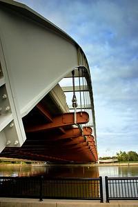 Freddy-Sue Bridge - Rochester, NY