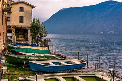 Gandria, Canton Ticino, Switzerland