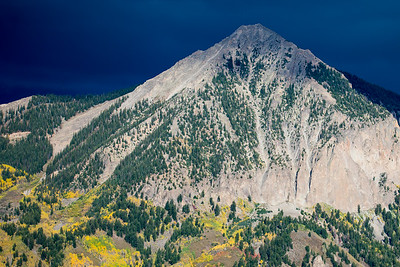 Mt. Gothic in Colorado