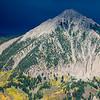 Mt. Gothic in Colorado