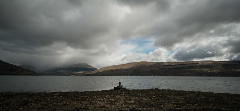 Photographer - Inveraray Port - Scotland