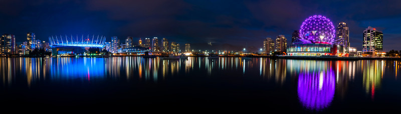 Science World Pano