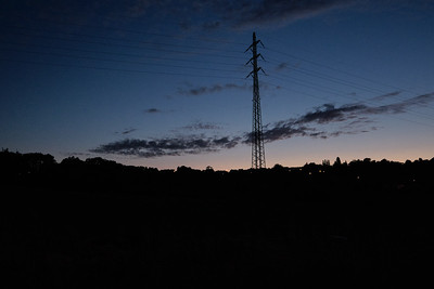 Virginal - Pylon by night