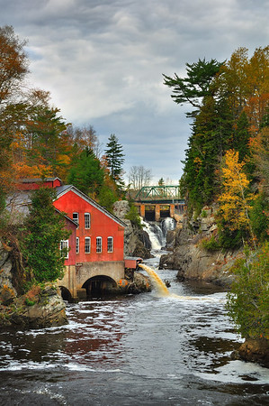 St. George Mill, New Brunswick