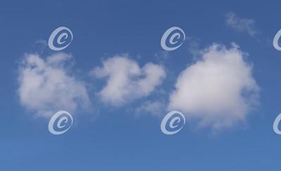 Cotton Ball Clouds