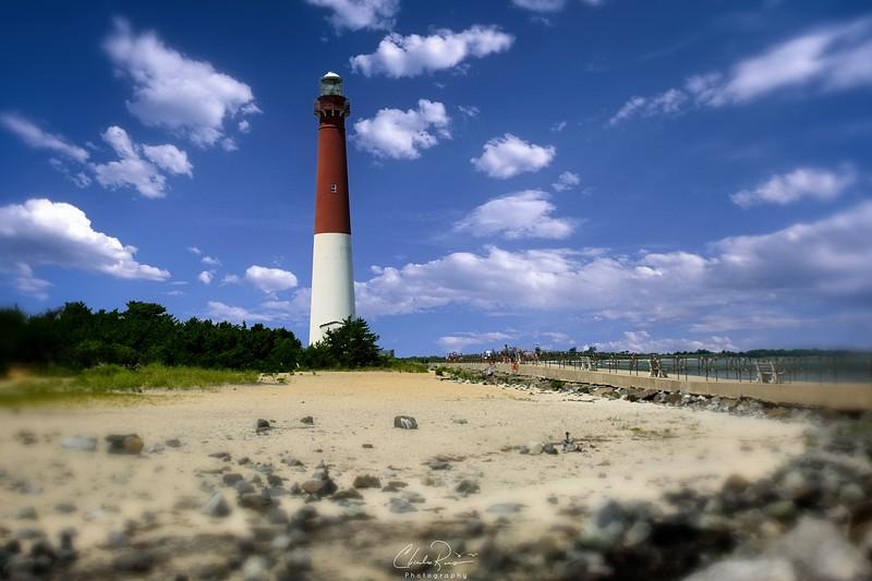 The Barnegat Lighthouse