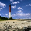 The Barnegat Lighthouse