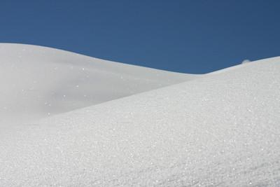 Colorado Snowbank