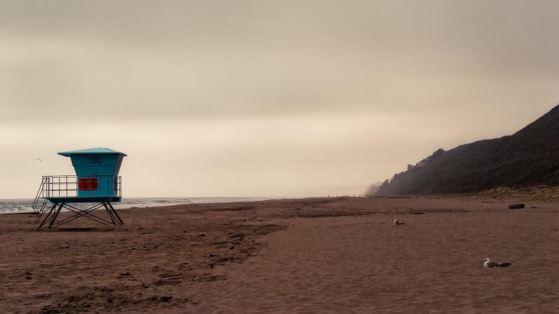 Pajaro Dunes, California shot in 2009 by Tony Vasquez