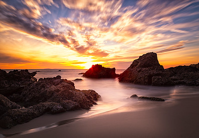 I keep coming back to Woods Cove in Laguna Beach, I love the rocks here and how the sun sets across them. . . . Gear used for this shot: Body: Canon 6D Lens: 24-105mm F/fL IS USM Tripod: ManFrotto 055 with X-Pro ball head Bag: A LowePro FastPack BP 250 to carry all my gear with  . . . #Sunset #Landscape #Seascape #Photography #LongExposure #LongExposure_shots #Laguna #LagunaBeach  #OCWeekly #MyLagunaBeach #LiveLagunaBeach  #landscape_joy #viewbug  #Instagram #PicOfDay #LiveBravely #unlimitedadventure #awesome_earthpix #awesomeearthpix #discoverglobe #TheGlobeWanderer #OptOutside #abc7eyewitness #ktla #cbsla #nbc4la #CanonUSA #Canon6D #MeAndMyManfrotto #LoweProBags . @awesome.earth.pix @canon.photographers @best.longexposure