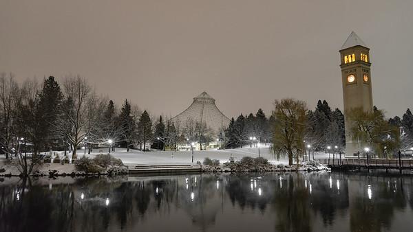 Spokane's Riverfront Park