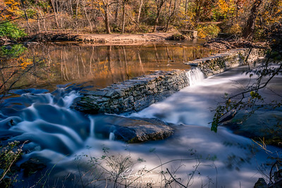 Wissahickon Autumn Reflections