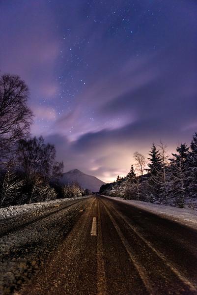 Vanishing Point to the Stars