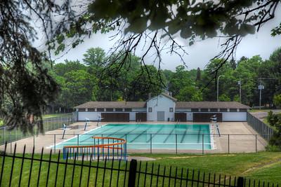 Thornden Park Pool House
