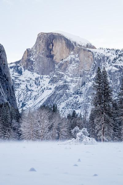 Yosemite Valley (December 2015)