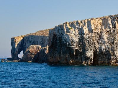 Elephant rock, Malta