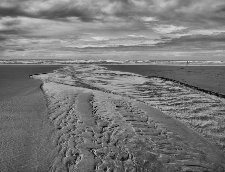 Low Tide on Nye Beach