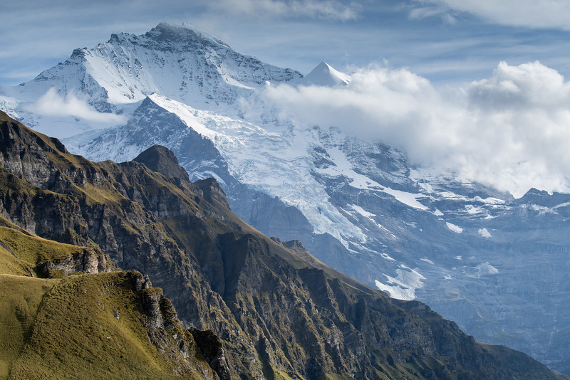 Switzerland - interlaken - Jungfrau