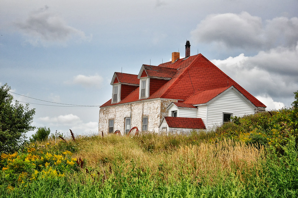 Old House in Creignish, Cape Breton