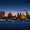 Philadelphia at Twilight
