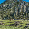 North Meadow Creek Horses, Tobacco Root Range, MT