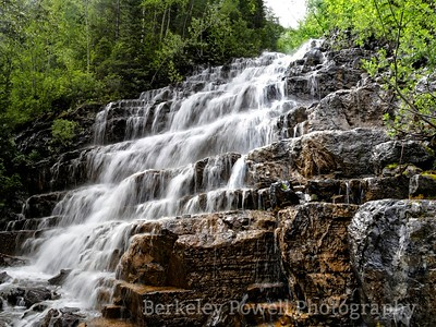 Silver Staircase Falls