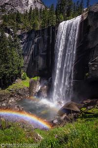 Vernal Falls II