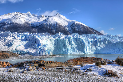 Perito Moreno's East Side
