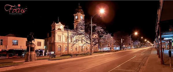 Ballarat Town Hall 2009