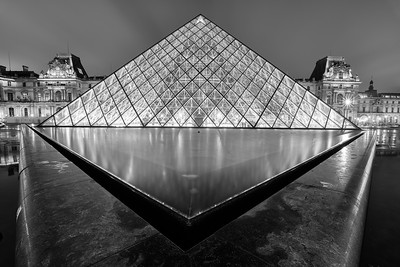 Lines of the Louvre