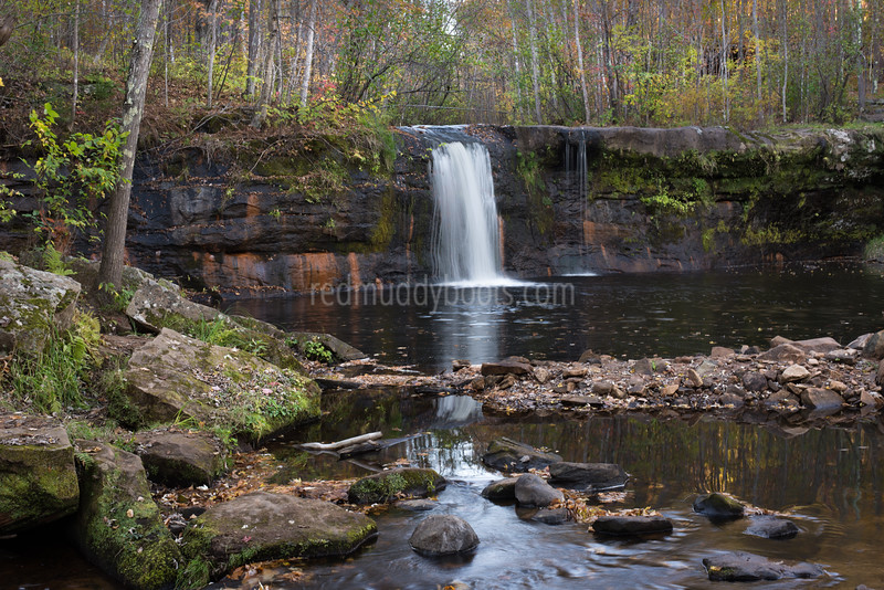 Wolf River Falls
