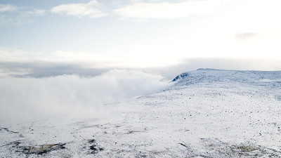 The Valdresflye Mountain Area