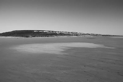 The beach at Merthyr Maur, S. Wales
