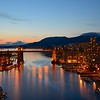Sunset ... Vancouver