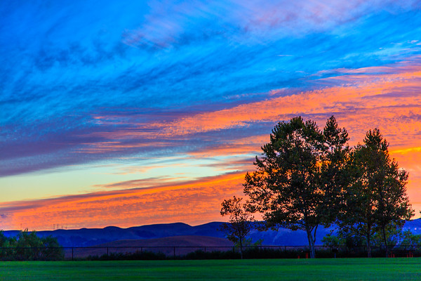Sunset Dusk, California