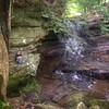Rocky Waterfall