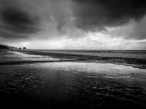 Canon Beach Storm