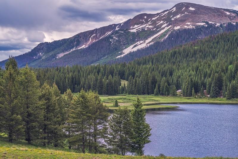 Andrews Lake Area