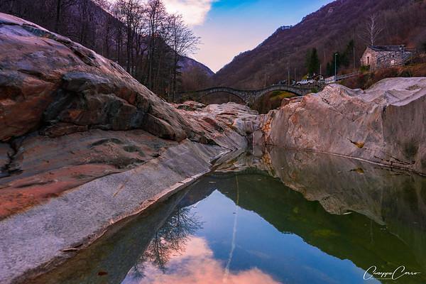 Lavertezzo, Canton Ticino, Switzerland