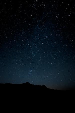 Idaho Starscape