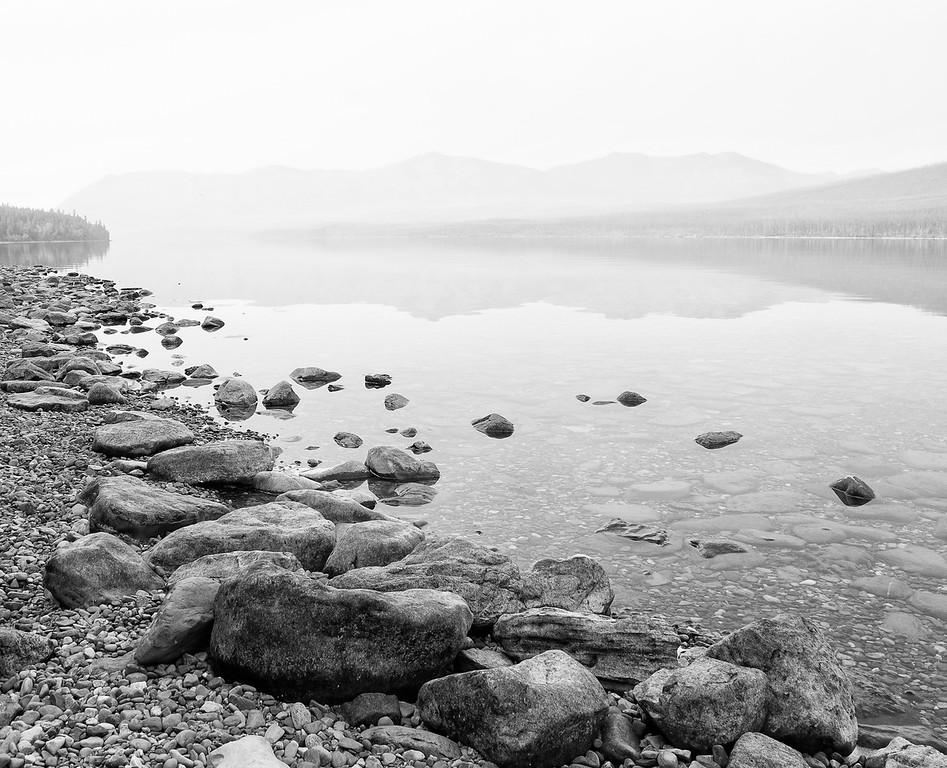 Lakeshore Rocks