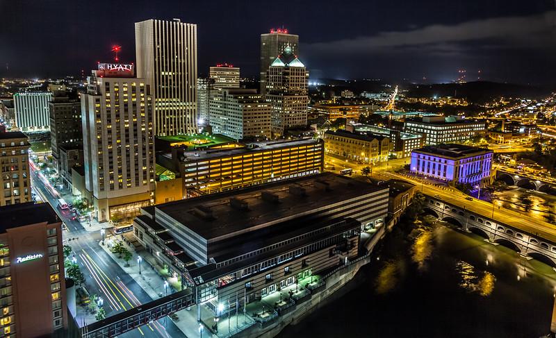 Rochester City Lights