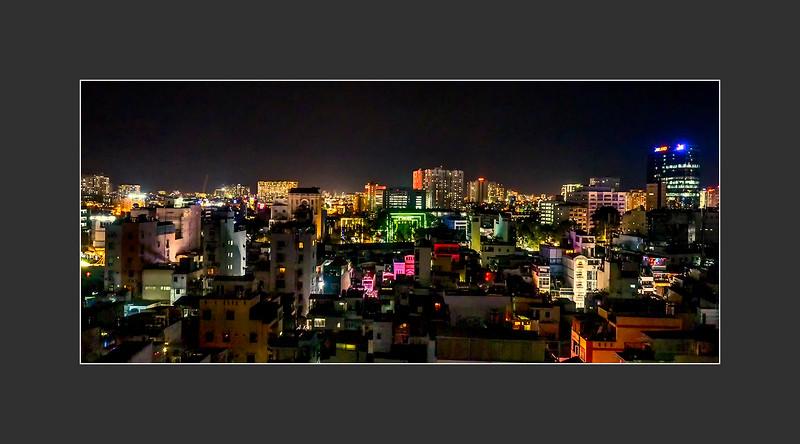 HCMC nightview