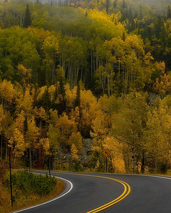 Rocky Mountains roads