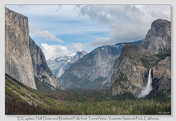 Yosemite National Park / California