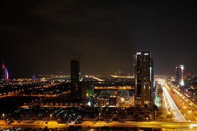 Sheikh  Zayed Road, Dubai