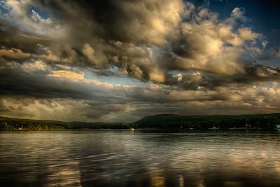 Jamesville Reservoir